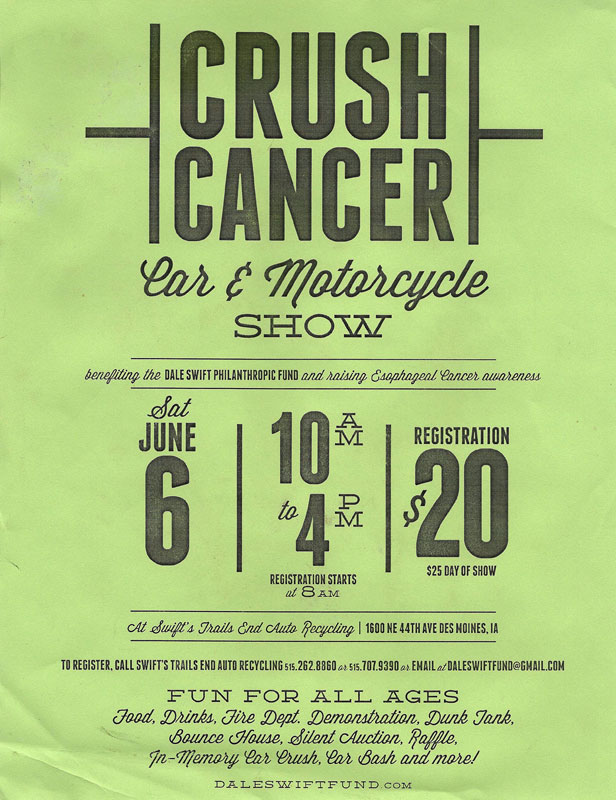 crushcancerflyer2015